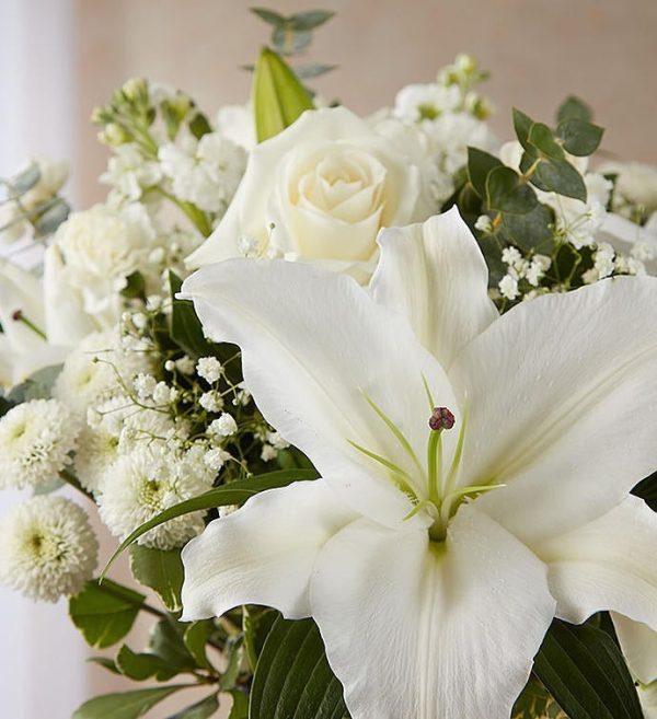Peaceful Bloom - Jaylas Flowers - Nappanee Florist IN
