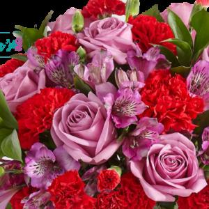 Jayla's Flowers Love is Blind Valentine's Bouquet