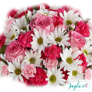 Pink Tacular Valentine's Day Flower Special Jayla's Nappanee Florist