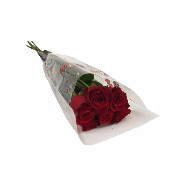 pick-up 6 roses in Nappanee